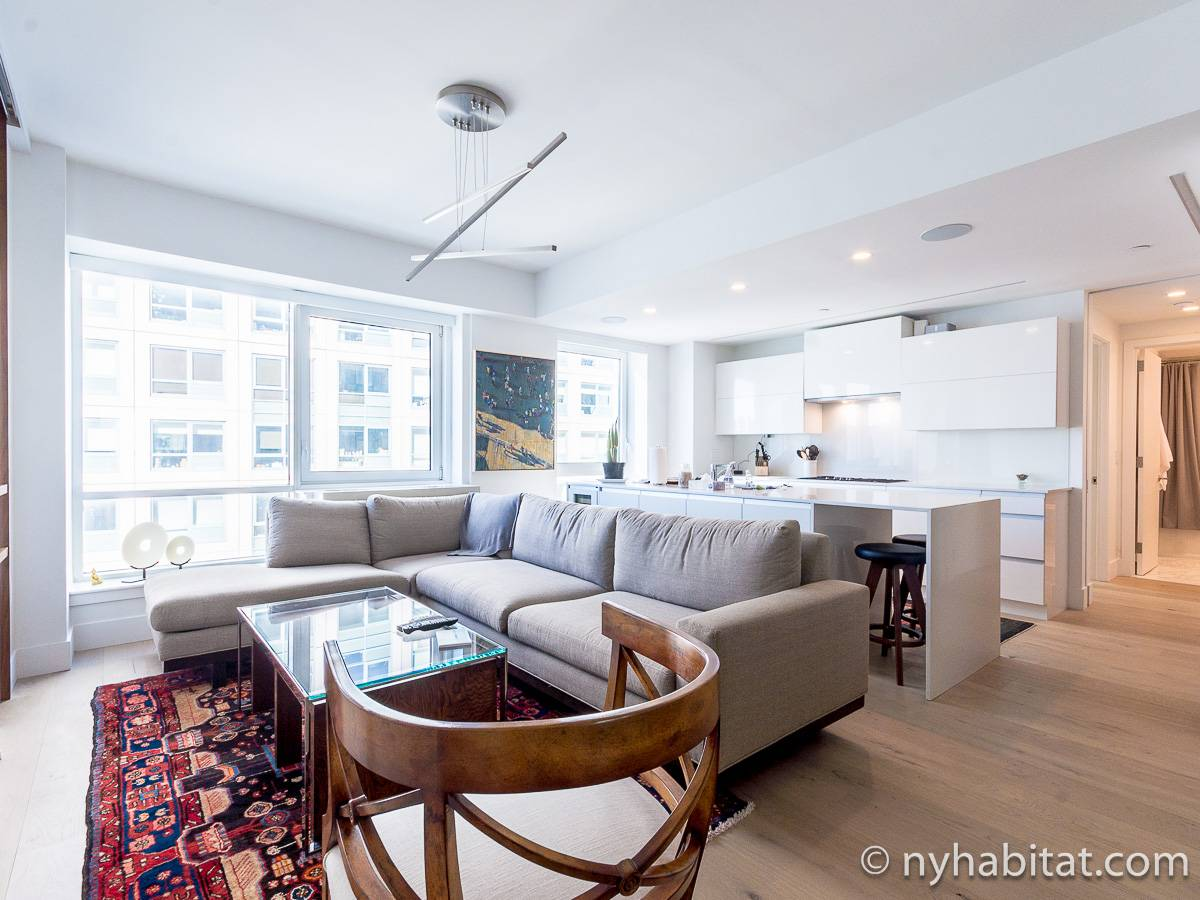 New York - 2 Bedroom apartment - Apartment reference NY-17853