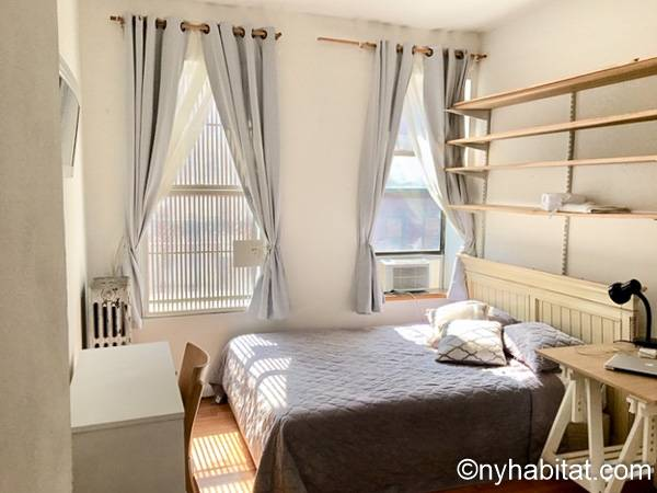 New York - 2 Bedroom roommate share apartment - Apartment reference NY-17855