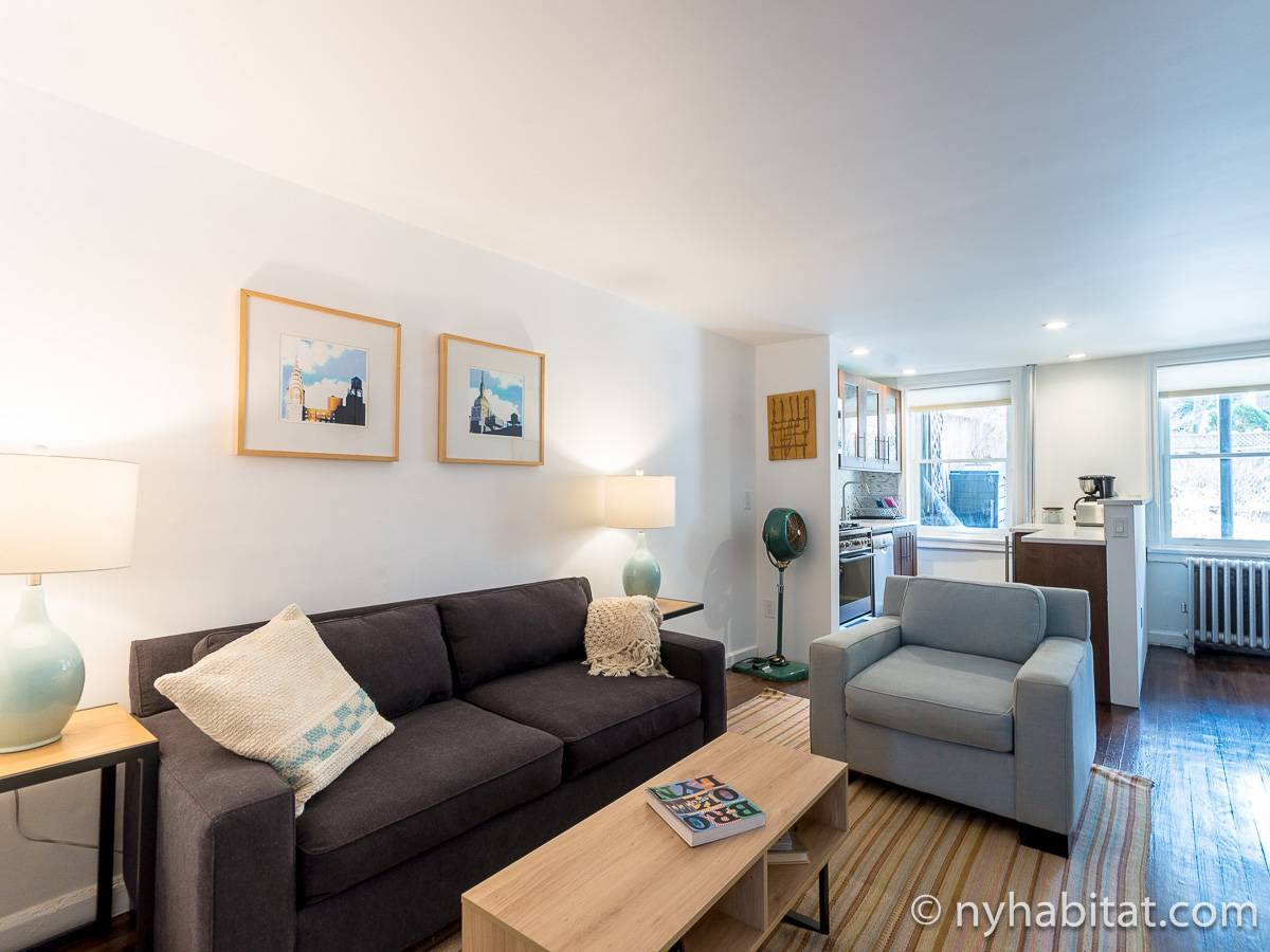 New York - 1 Bedroom apartment - Apartment reference NY-17856