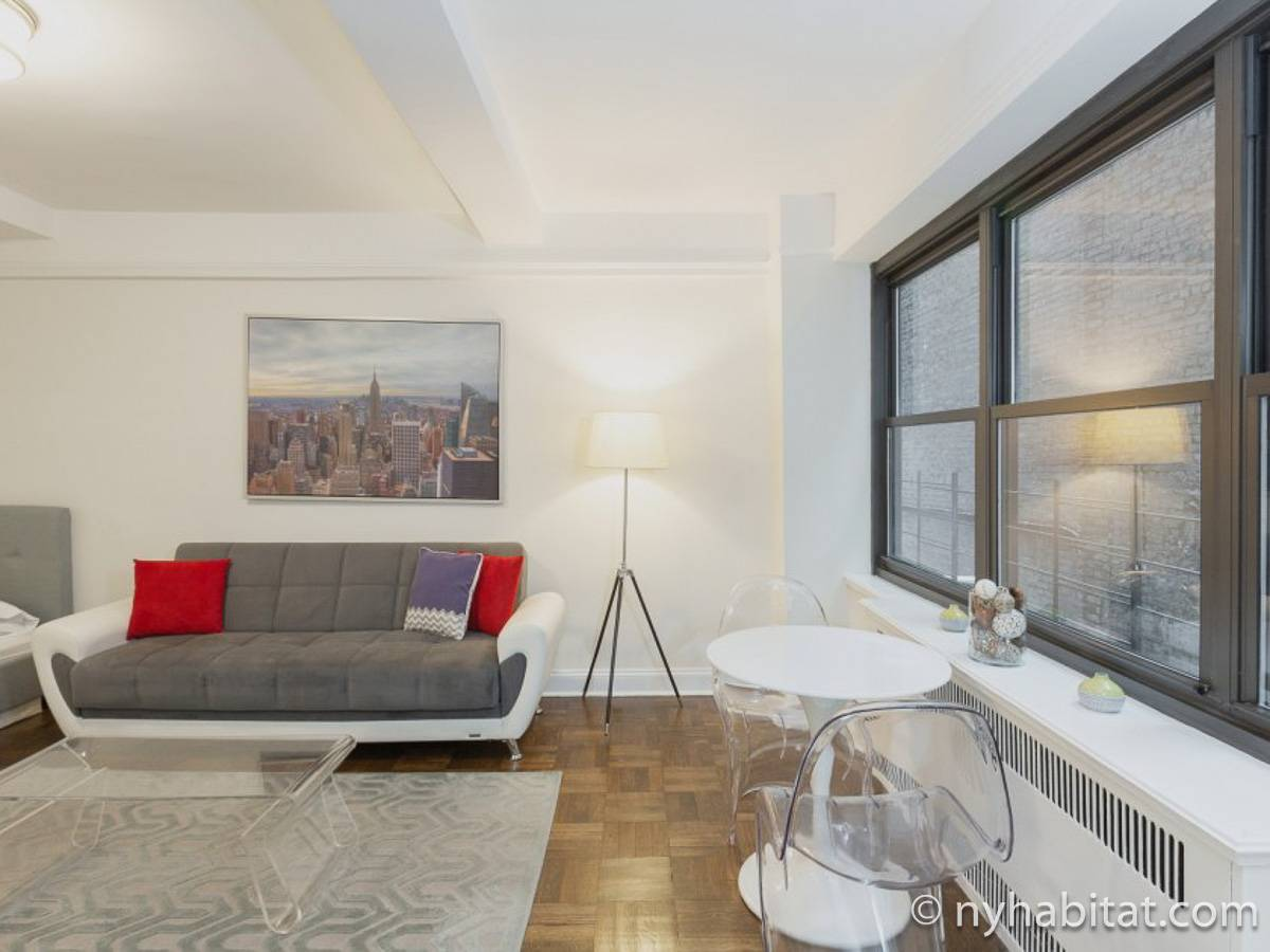 New York - Studio apartment - Apartment reference NY-17863