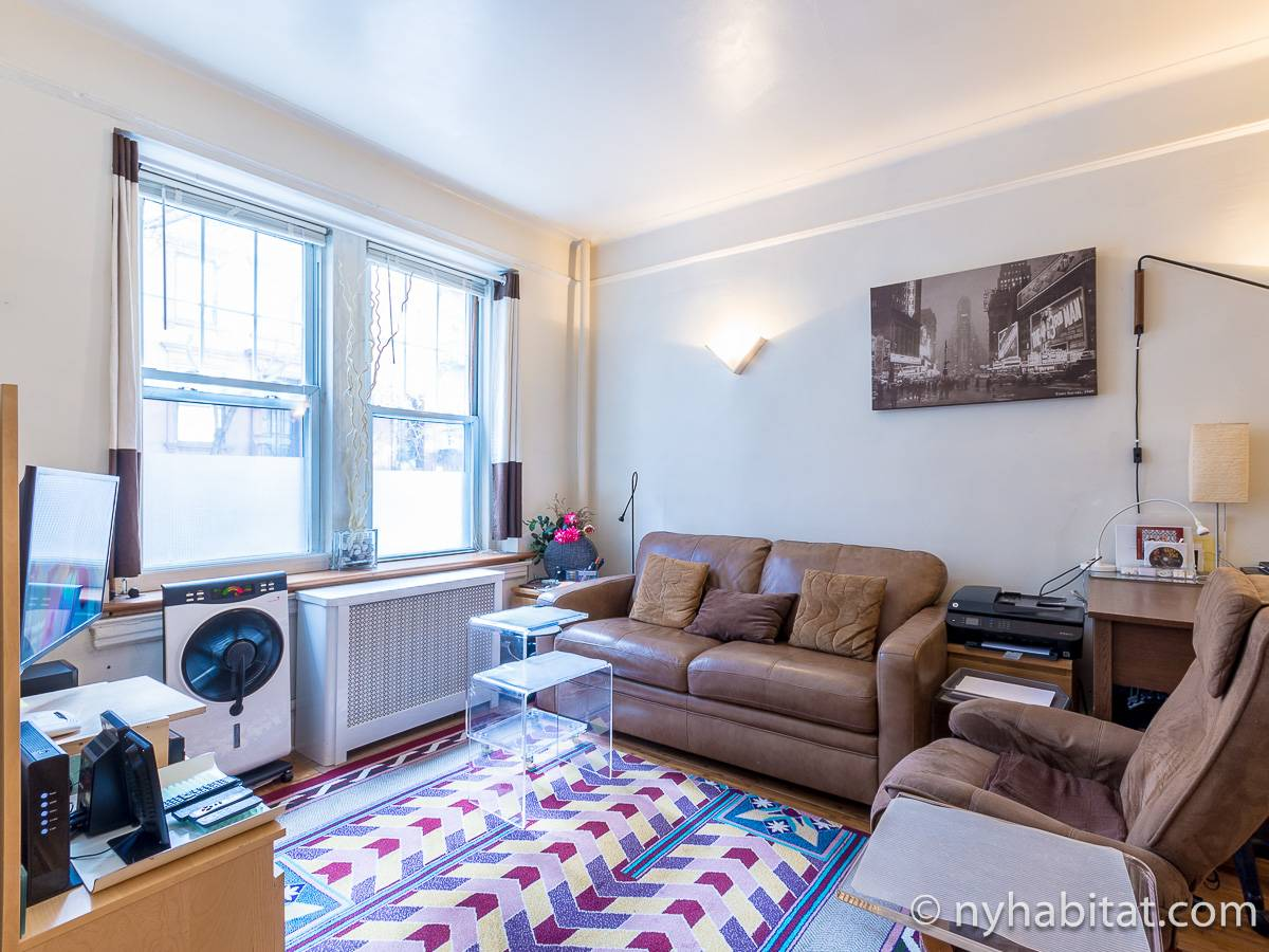 New York - Studio apartment - Apartment reference NY-17865