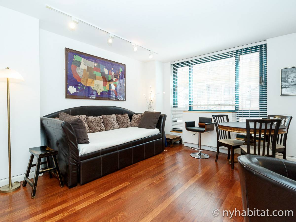 New York - 1 Bedroom apartment - Apartment reference NY-17869