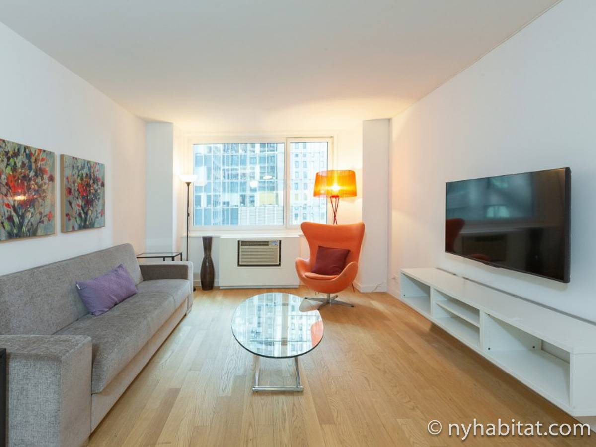 New York - 1 Bedroom apartment - Apartment reference NY-17876