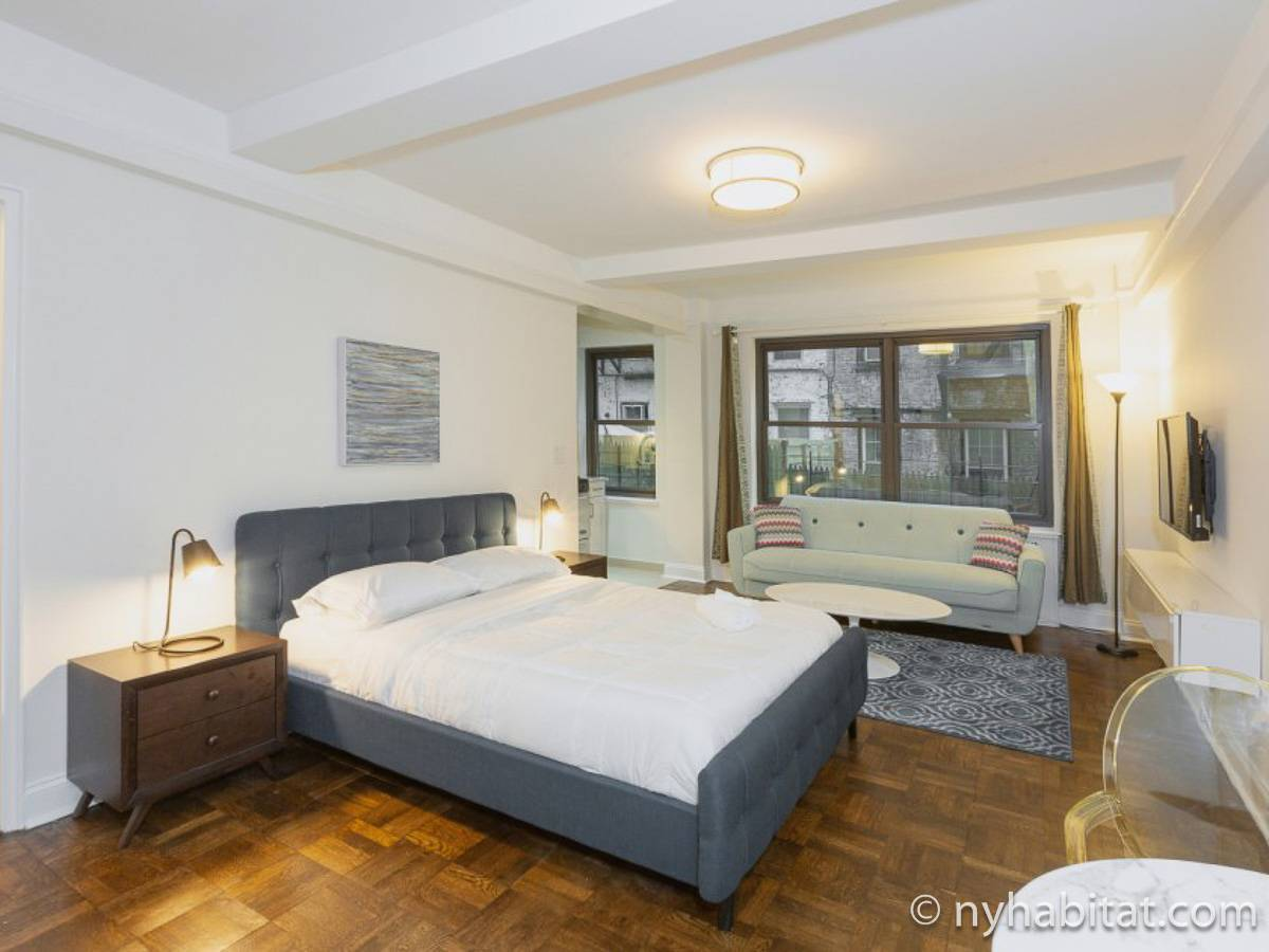 New York - Studio apartment - Apartment reference NY-17877