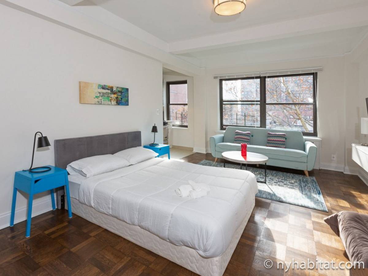 New York - Studio apartment - Apartment reference NY-17878