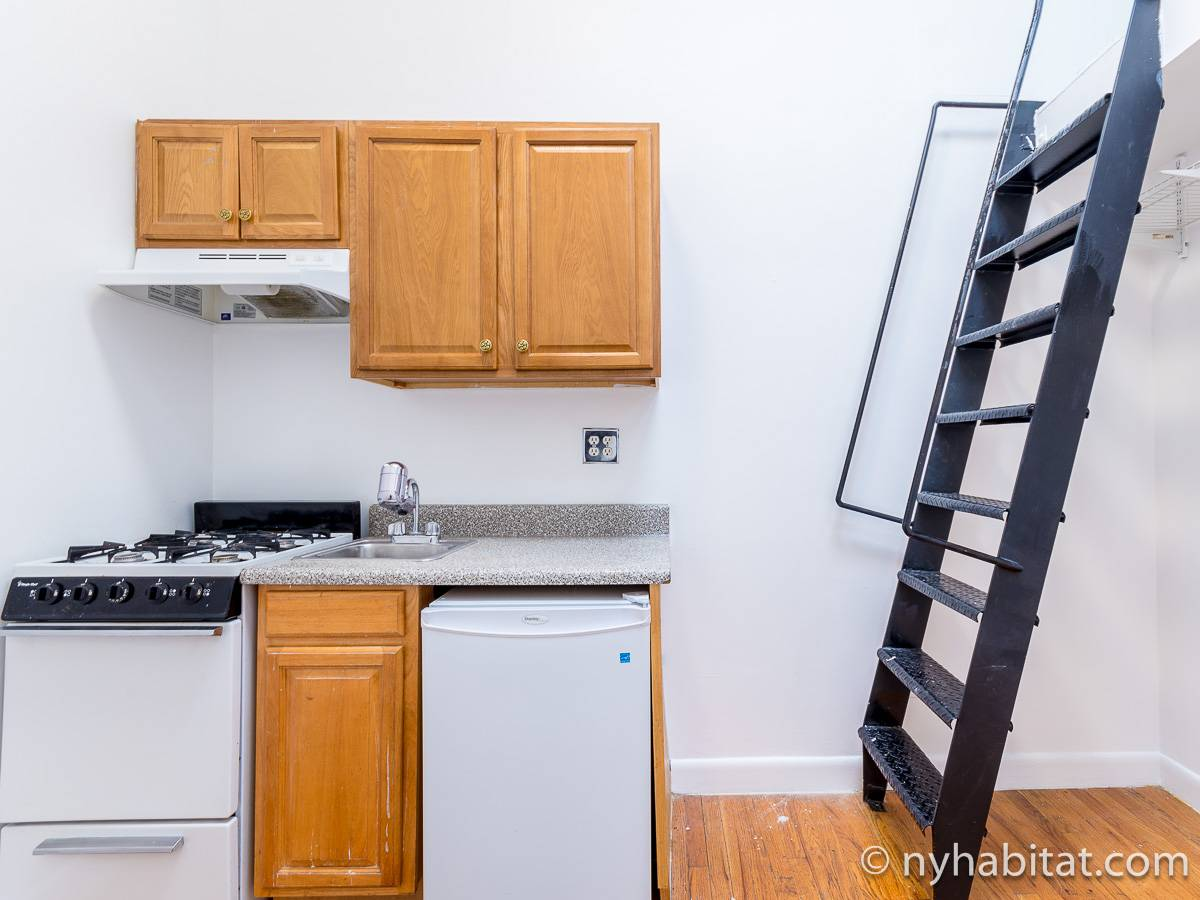 New York - Studio roommate share apartment - Apartment reference NY-17885