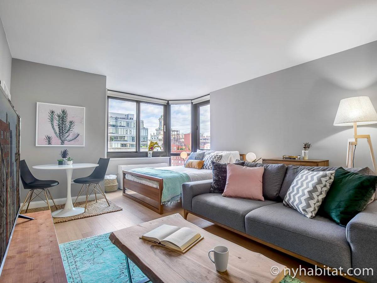 New York Studio Apartment Reference Ny 17887