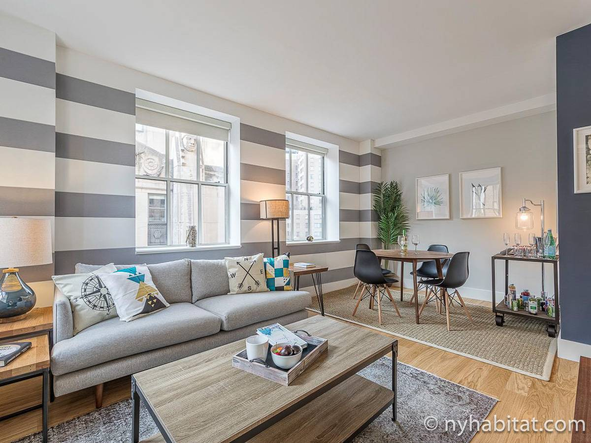 New York - T2 logement location appartement - Appartement référence NY-17888
