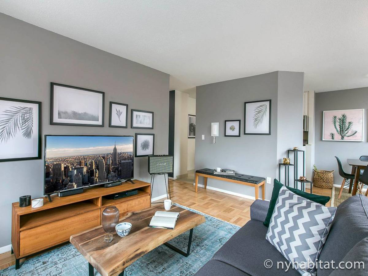 New York - 1 Bedroom apartment - Apartment reference NY-17890