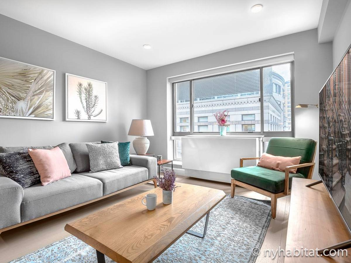 New York - 1 Bedroom apartment - Apartment reference NY-17891