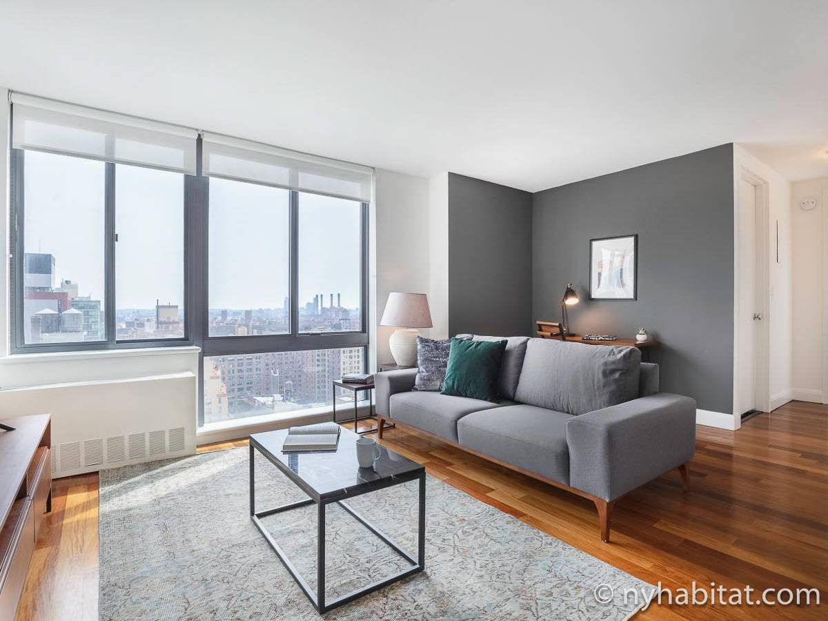 New York - 1 Bedroom apartment - Apartment reference NY-17893