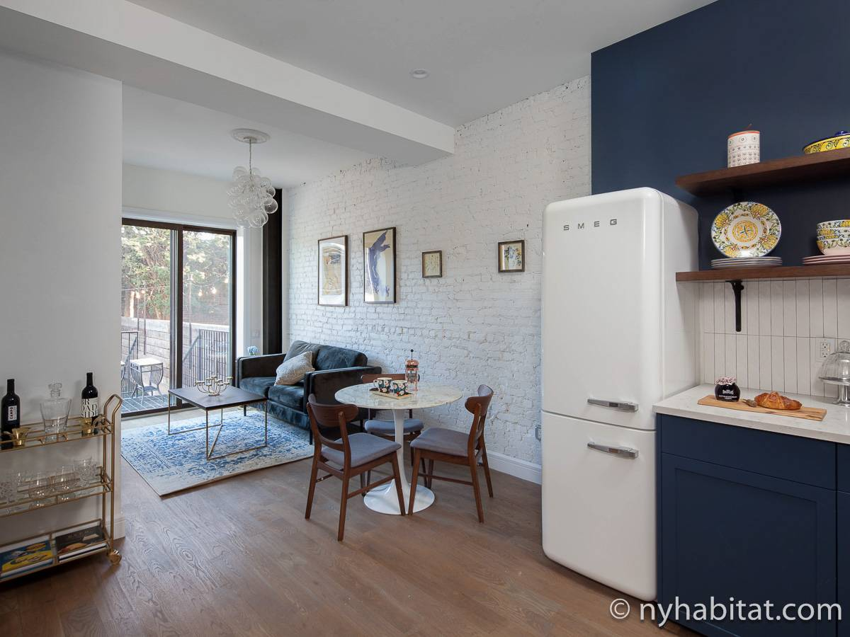 New York - 1 Bedroom apartment - Apartment reference NY-17897