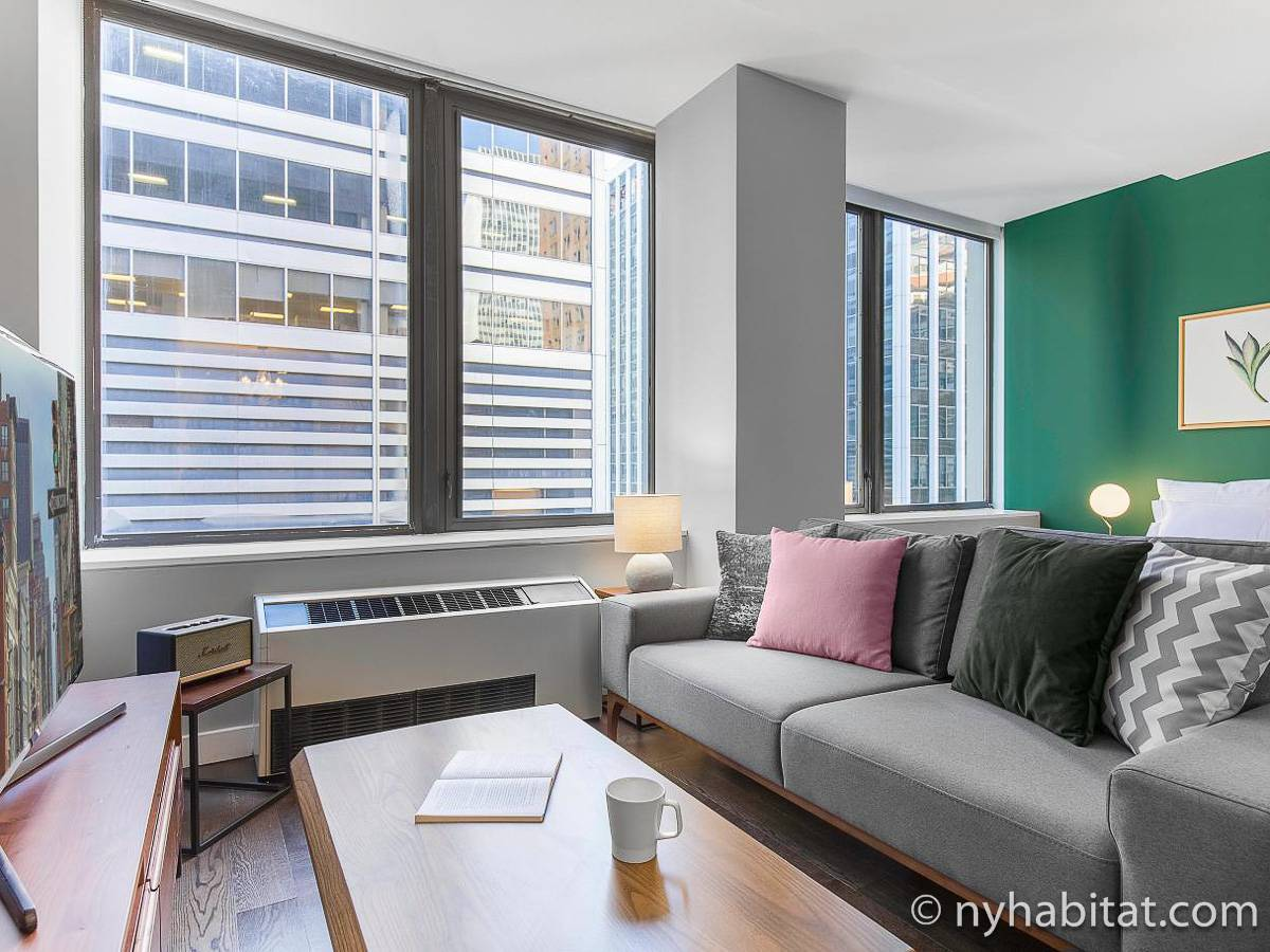 New York - Studio T1 logement location appartement - Appartement référence NY-17905