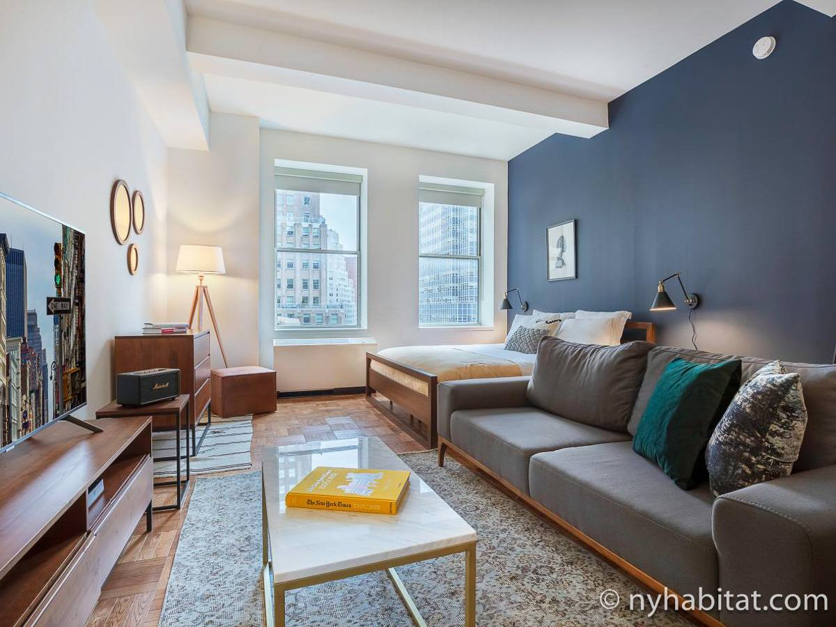 New York - Studio T1 logement location appartement - Appartement référence NY-17906