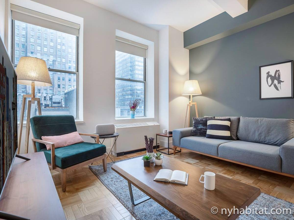 New York - 1 Bedroom apartment - Apartment reference NY-17907