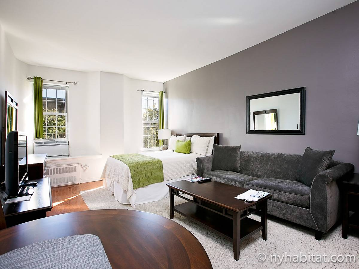 New York - Studio apartment - Apartment reference NY-17910