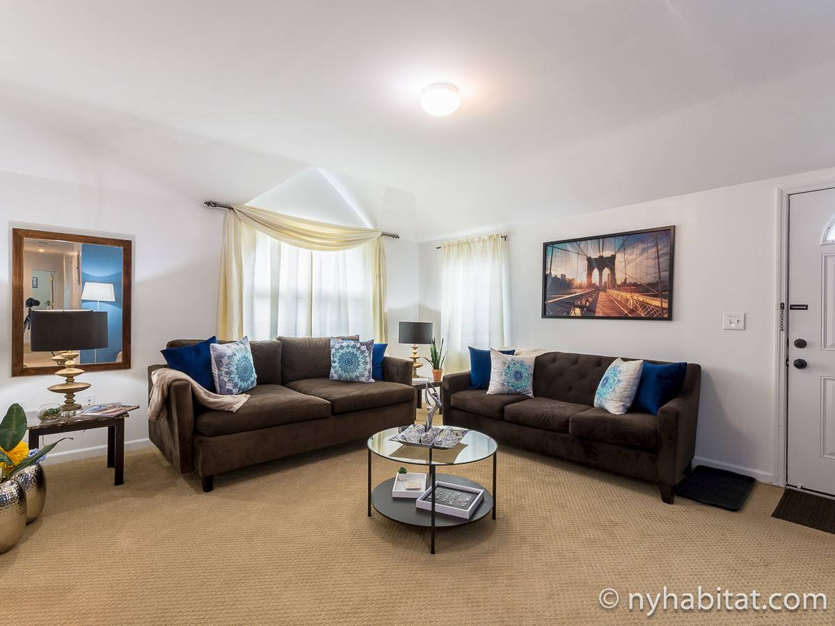 New York - 4 Bedroom roommate share apartment - Apartment reference NY-17911