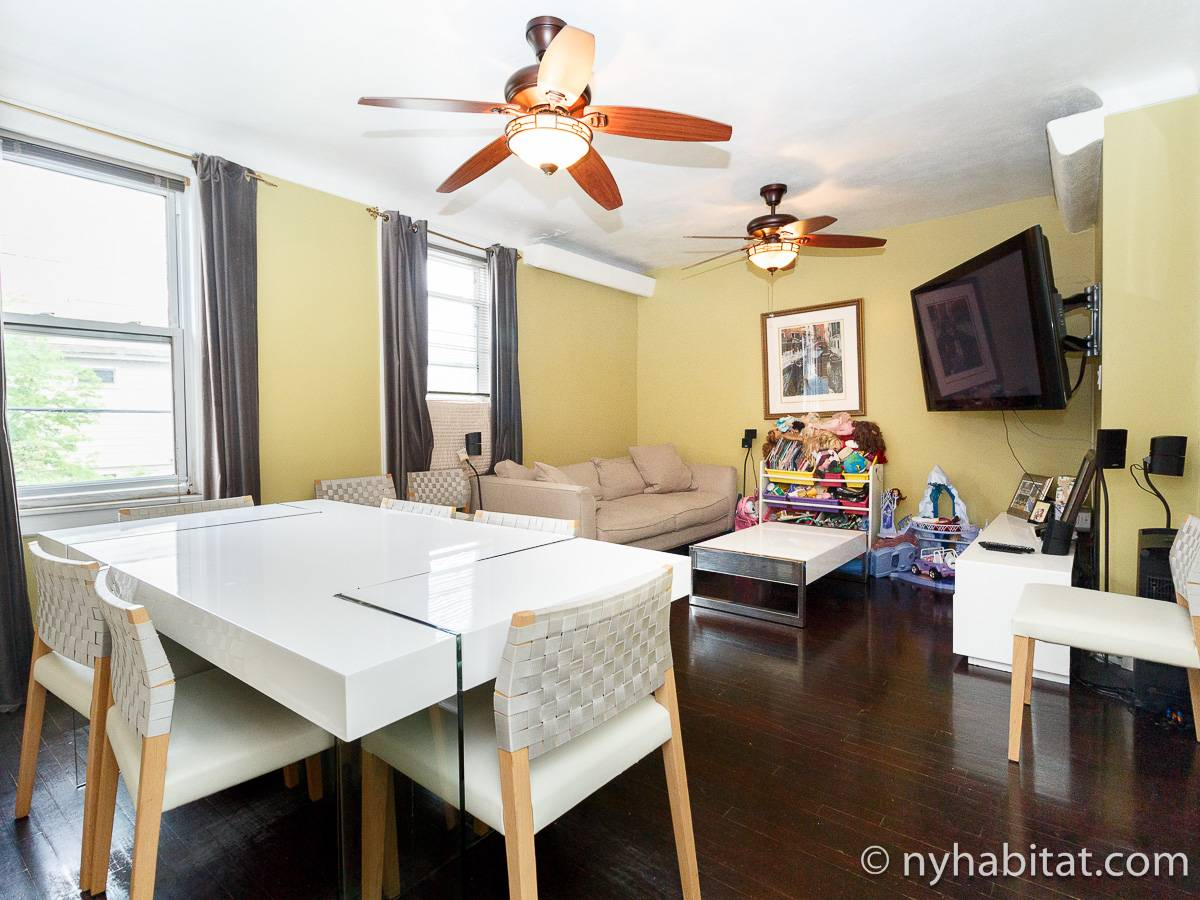 New York - 7 Bedroom roommate share apartment - Apartment reference NY-17919