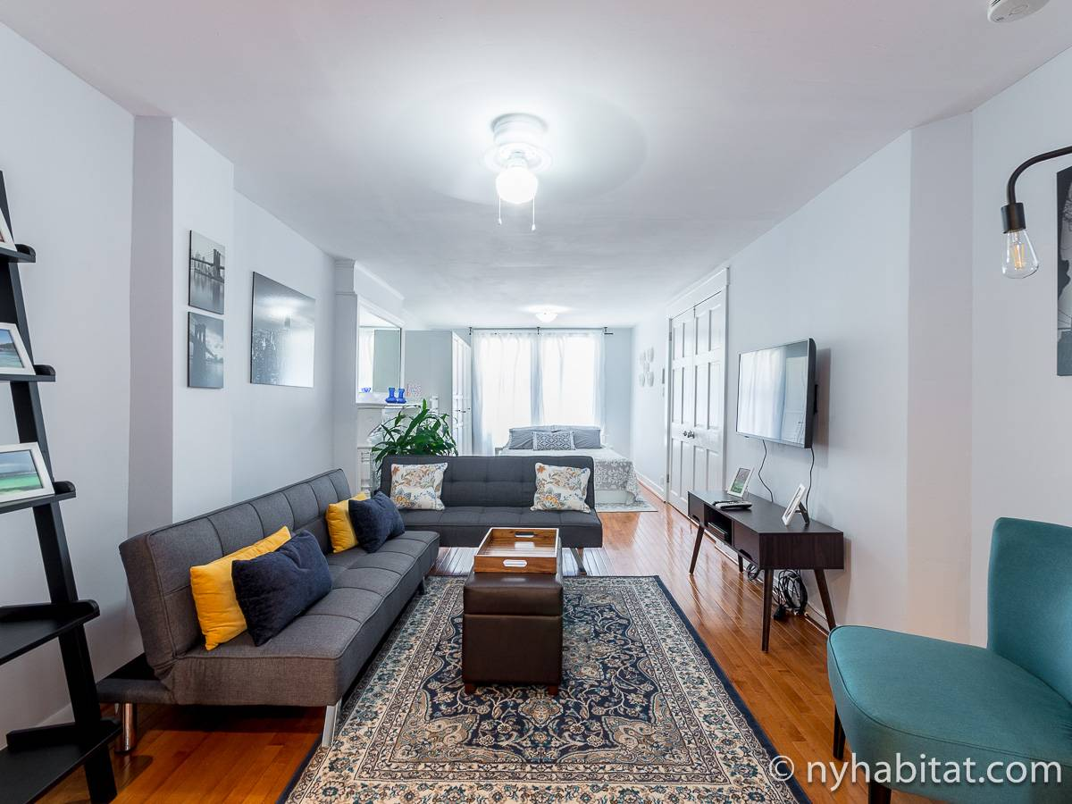 New York - Studio apartment - Apartment reference NY-17925