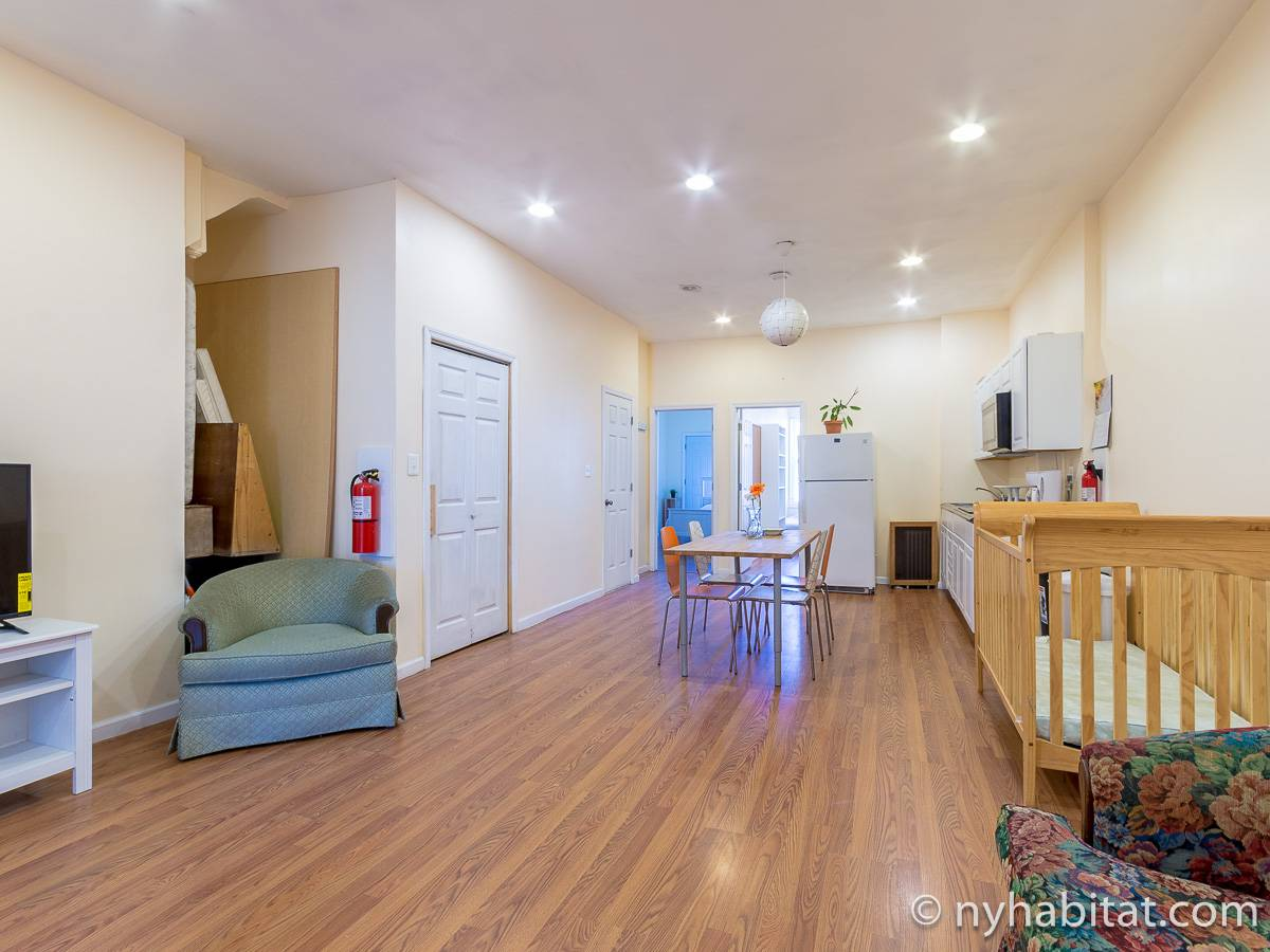 New York - 3 Bedroom apartment - Apartment reference NY-17932