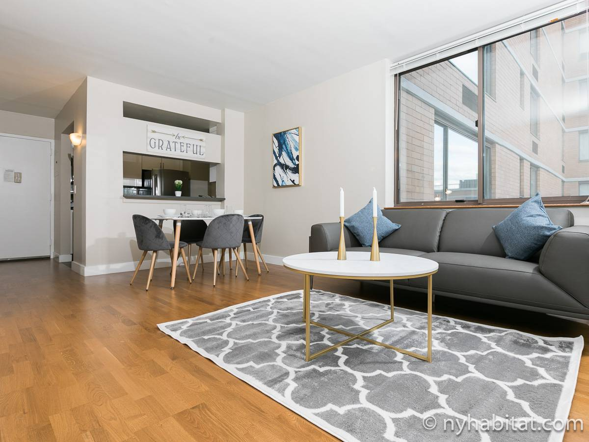 New York - 1 Bedroom apartment - Apartment reference NY-17938