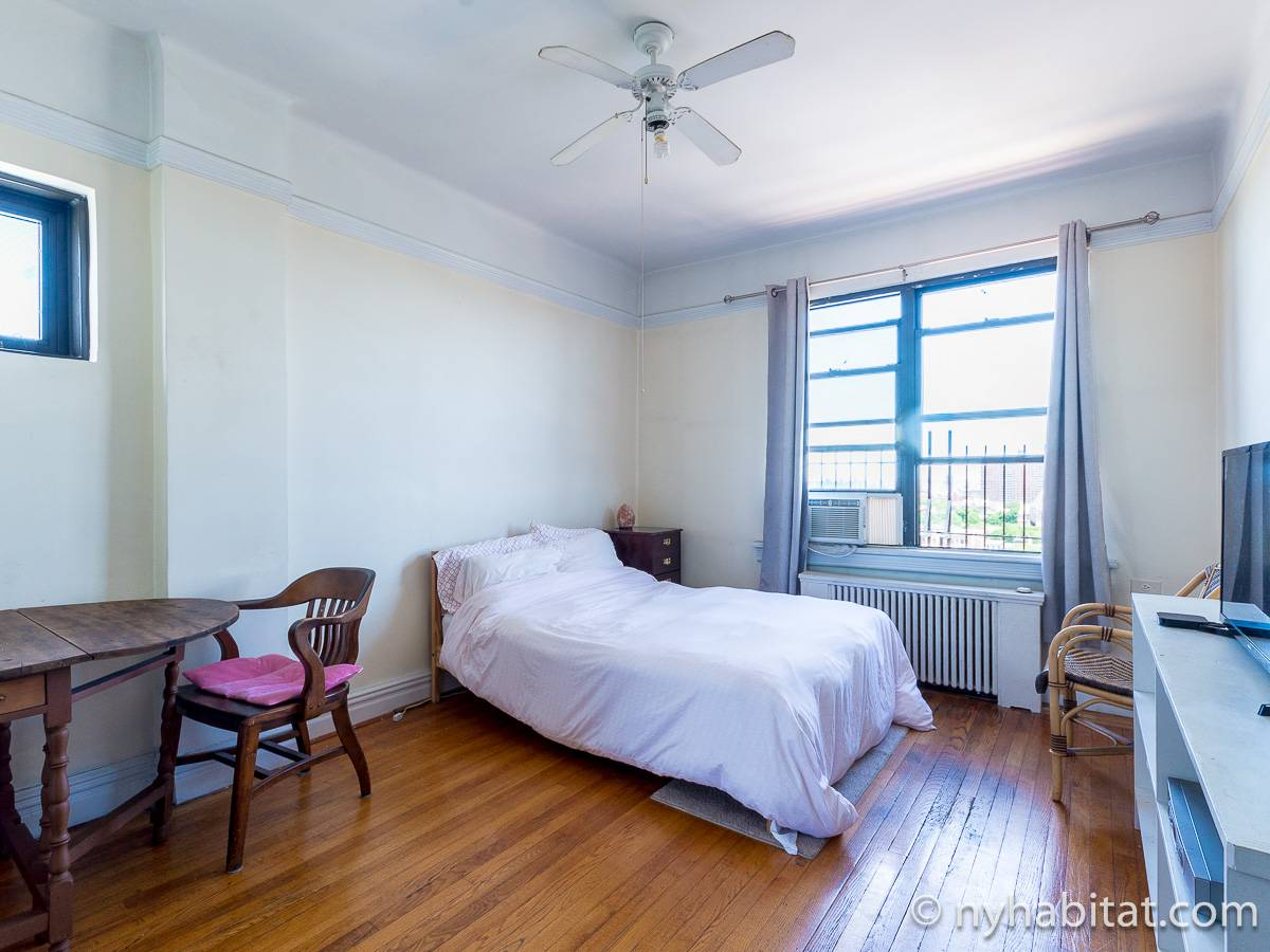 New York - 2 Bedroom roommate share apartment - Apartment reference NY-17939