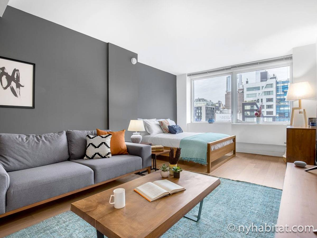New York - Studio apartment - Apartment reference NY-17941