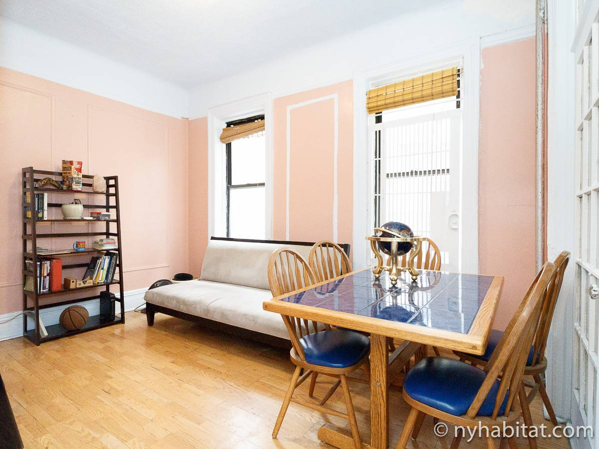 New York - T4 appartement colocation - Appartement référence NY-17956