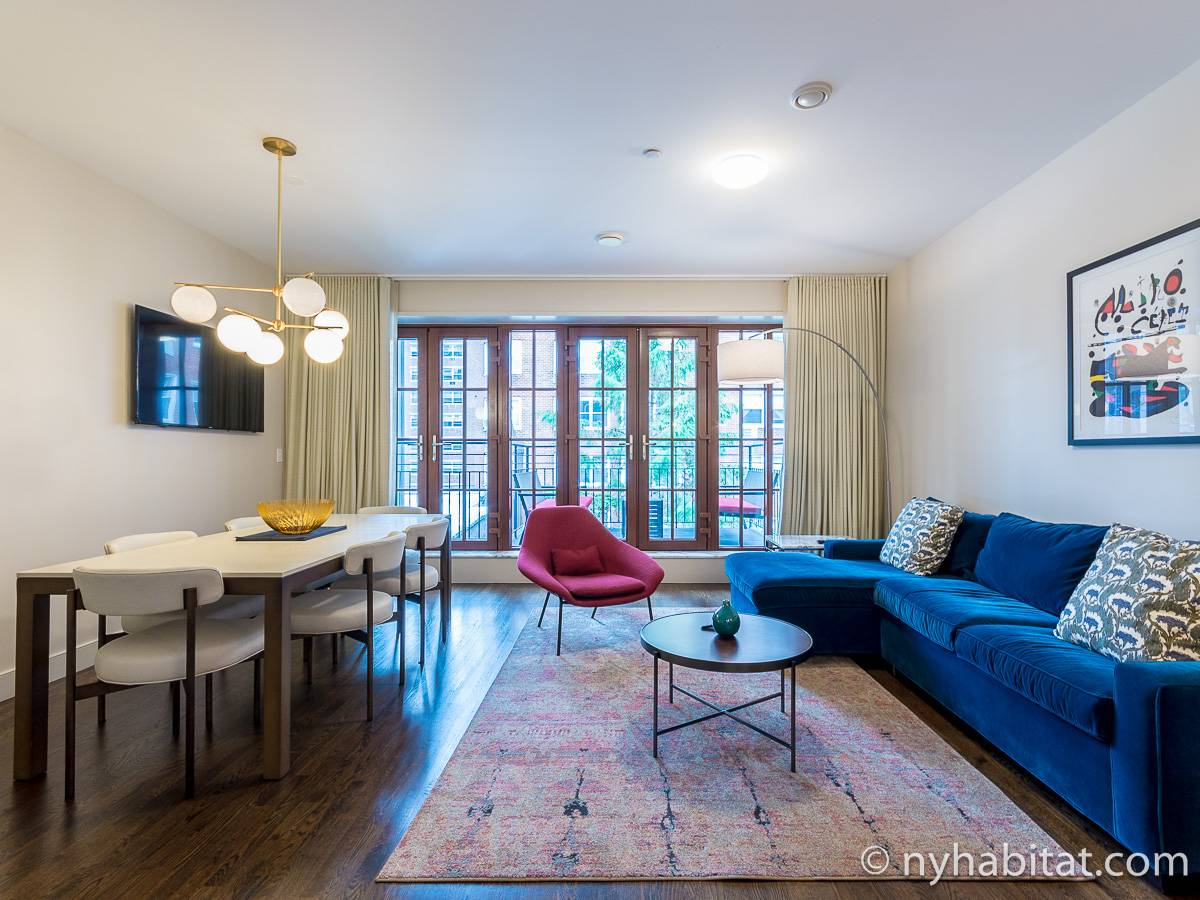 New York - 4 Bedroom apartment - Apartment reference NY-17964