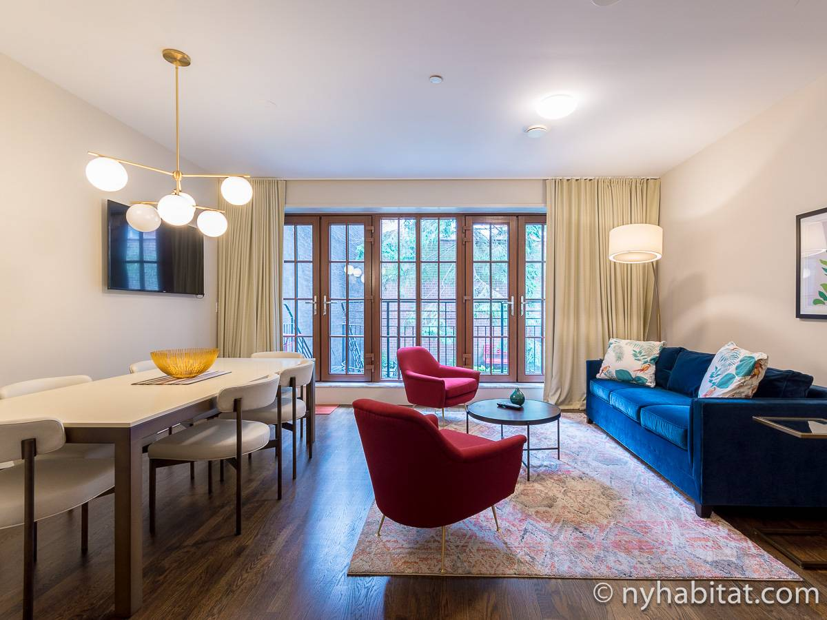 New York - 3 Bedroom apartment - Apartment reference NY-17966