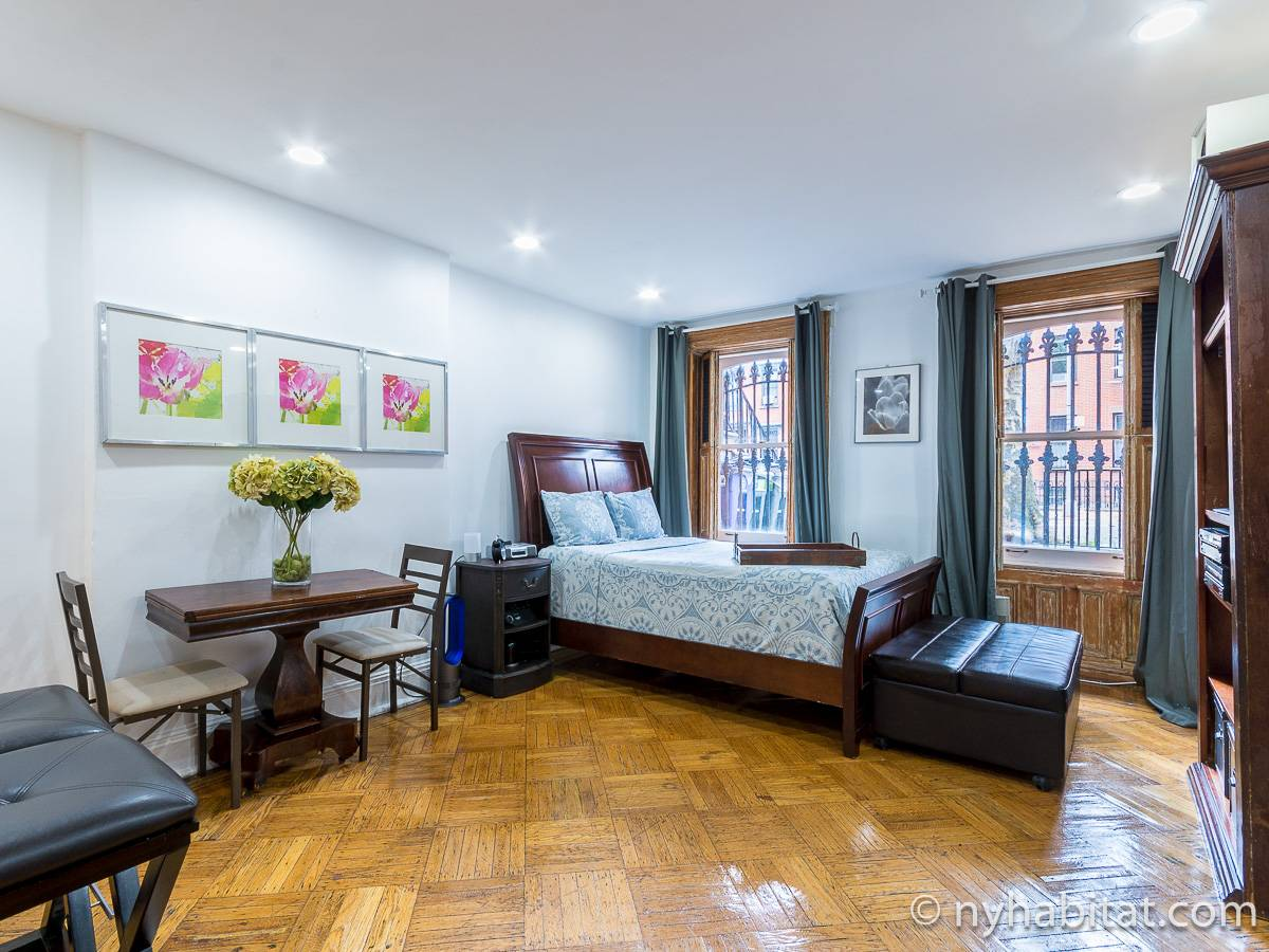 New York - Studio apartment - Apartment reference NY-17968