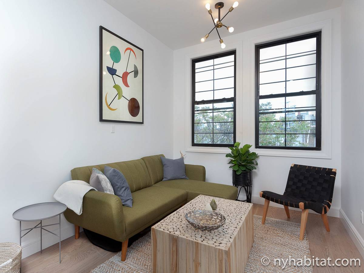 New York - 1 Bedroom apartment - Apartment reference NY-17971