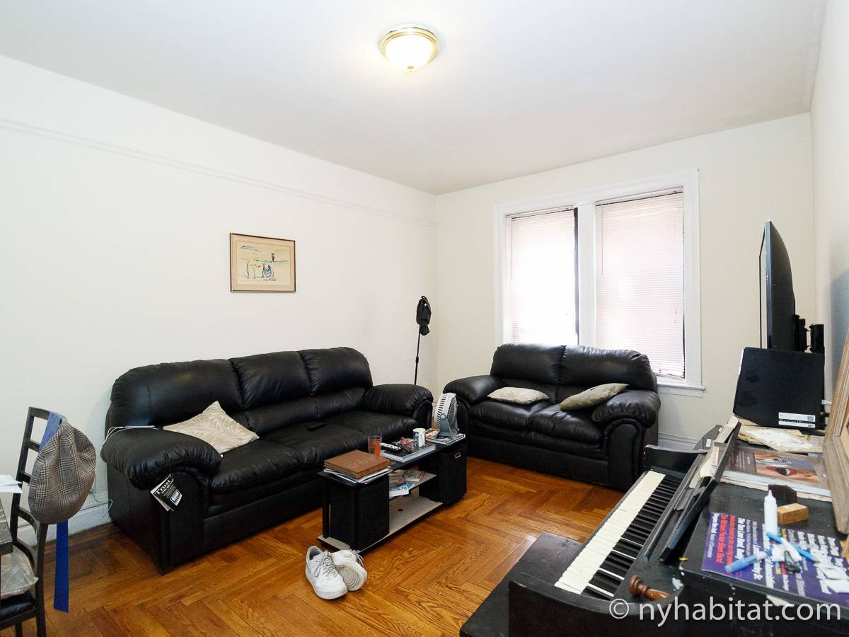 New York - 2 Bedroom roommate share apartment - Apartment reference NY-17975