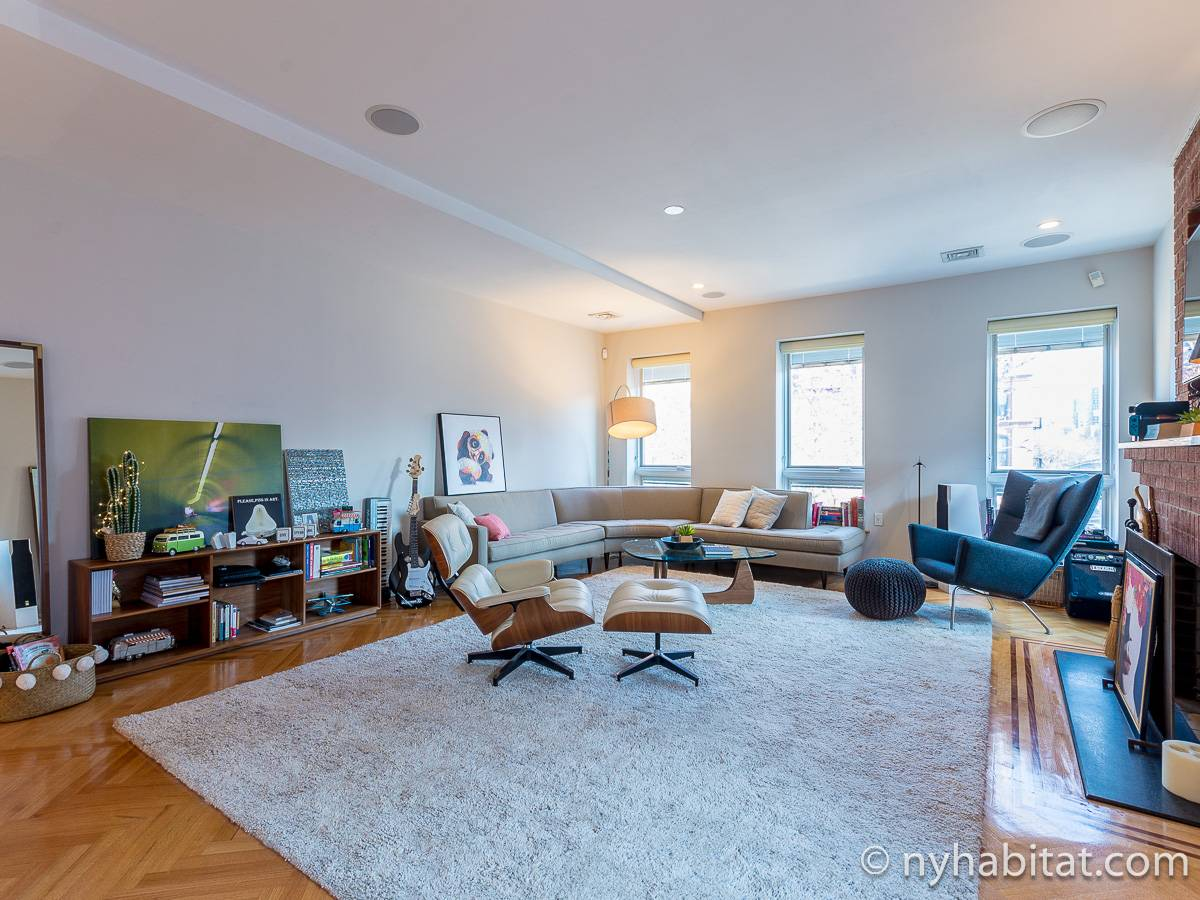 New York - 3 Bedroom apartment - Apartment reference NY-17977
