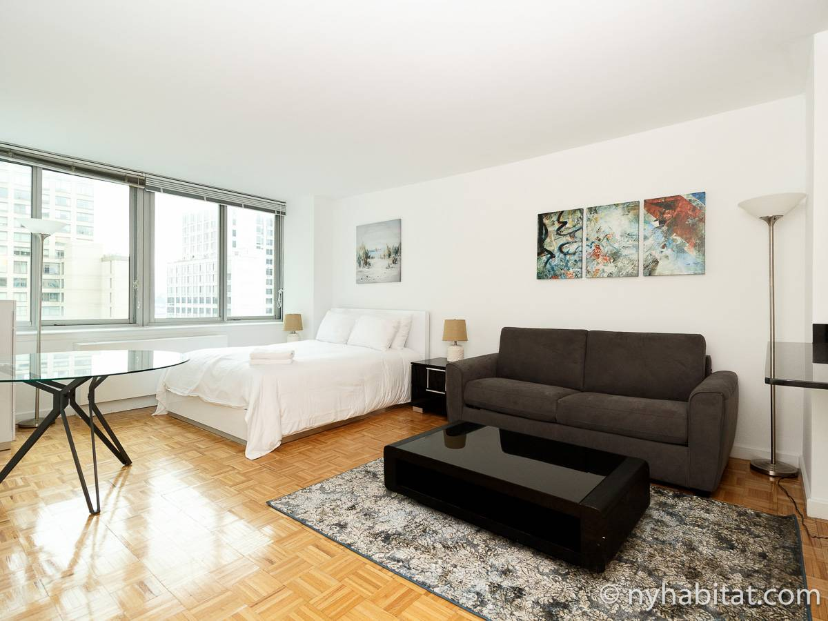New York - Studio T1 logement location appartement - Appartement référence NY-17979