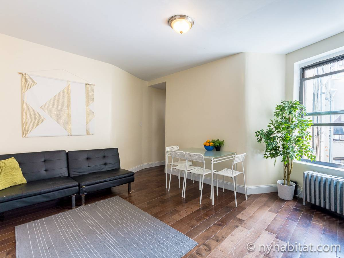 New York - 3 Bedroom roommate share apartment - Apartment reference NY-17980