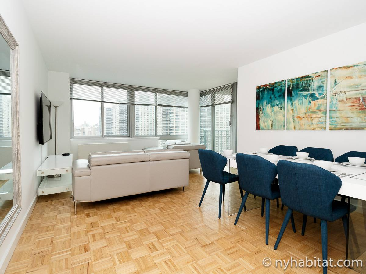 New York - 2 Bedroom apartment - Apartment reference NY-17983