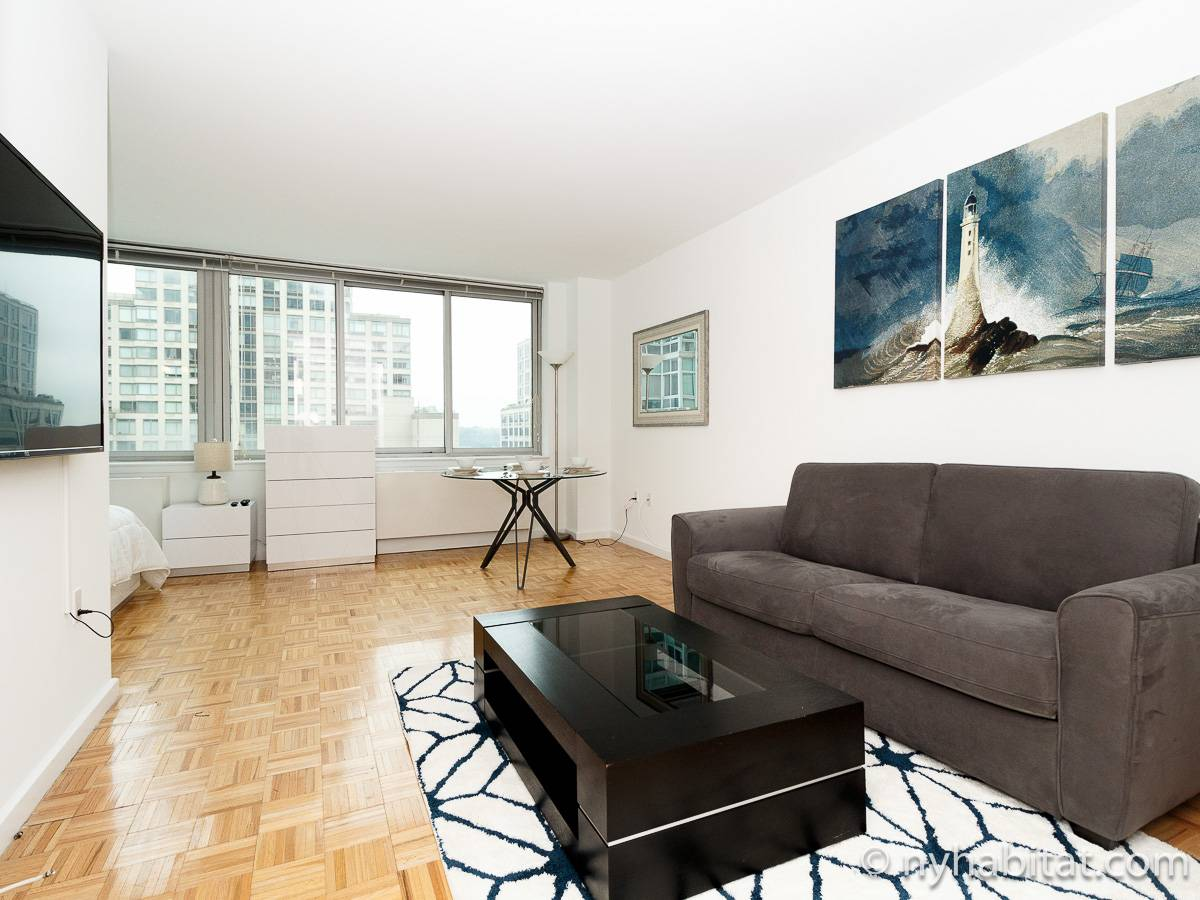 New York - Alcove Studio apartment - Apartment reference NY-17984