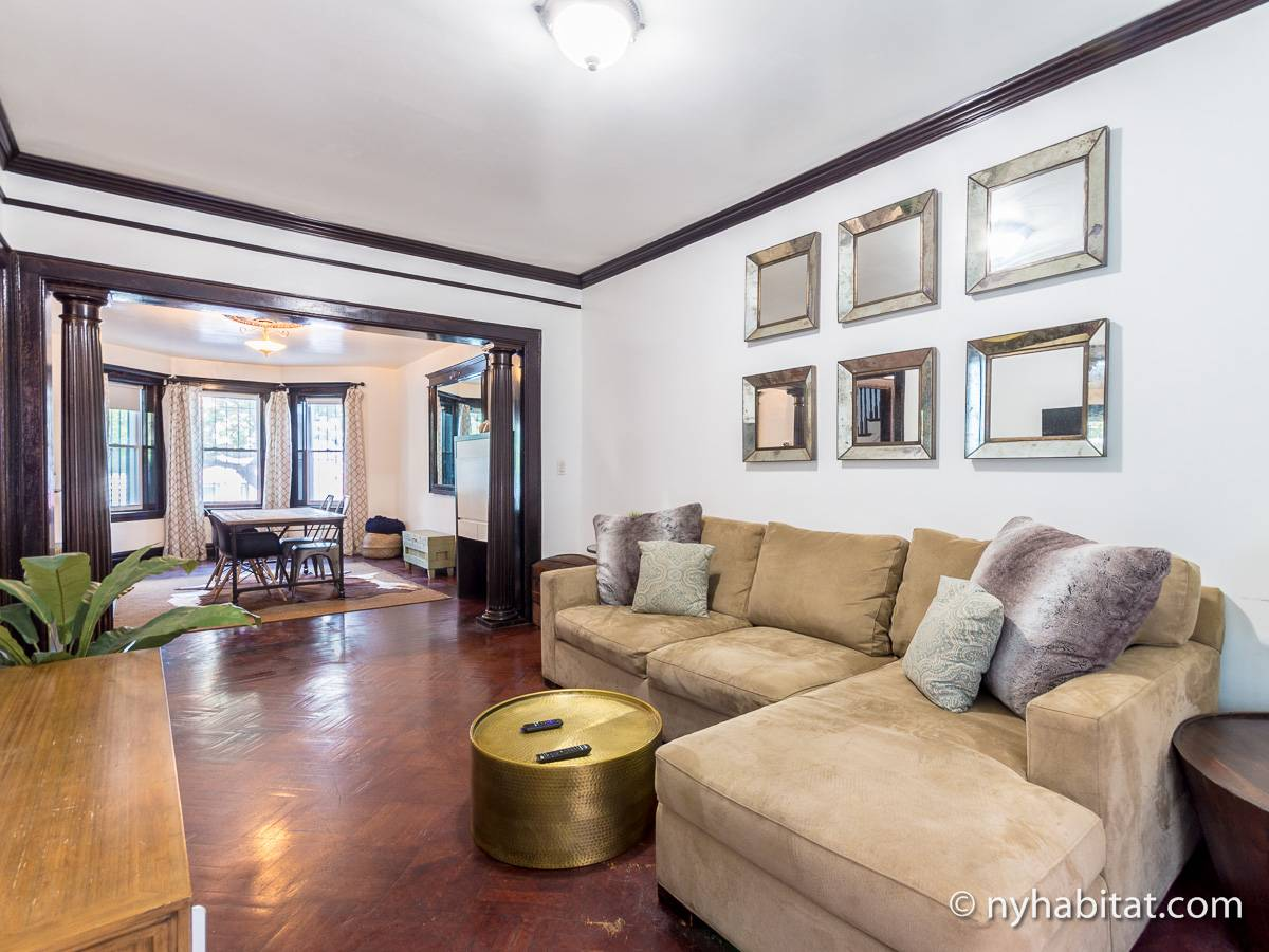 New York - 4 Bedroom apartment - Apartment reference NY-17986