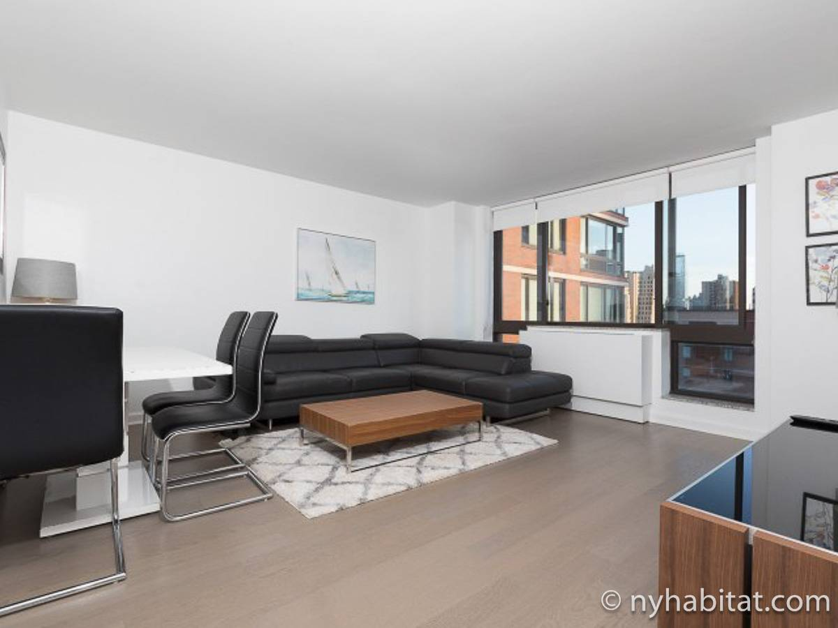 New York - 1 Bedroom apartment - Apartment reference NY-17987
