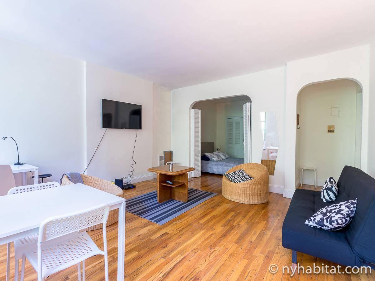 New York - Alcove Studio apartment - Apartment reference NY-17988