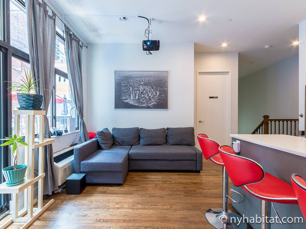 New York - 3 Bedroom roommate share apartment - Apartment reference NY-17992