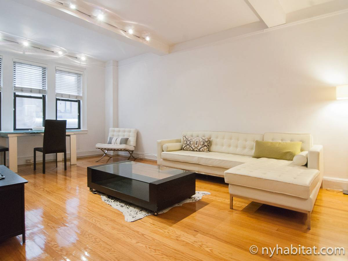 New York Furnished Rental - Apartment reference NY-17998
