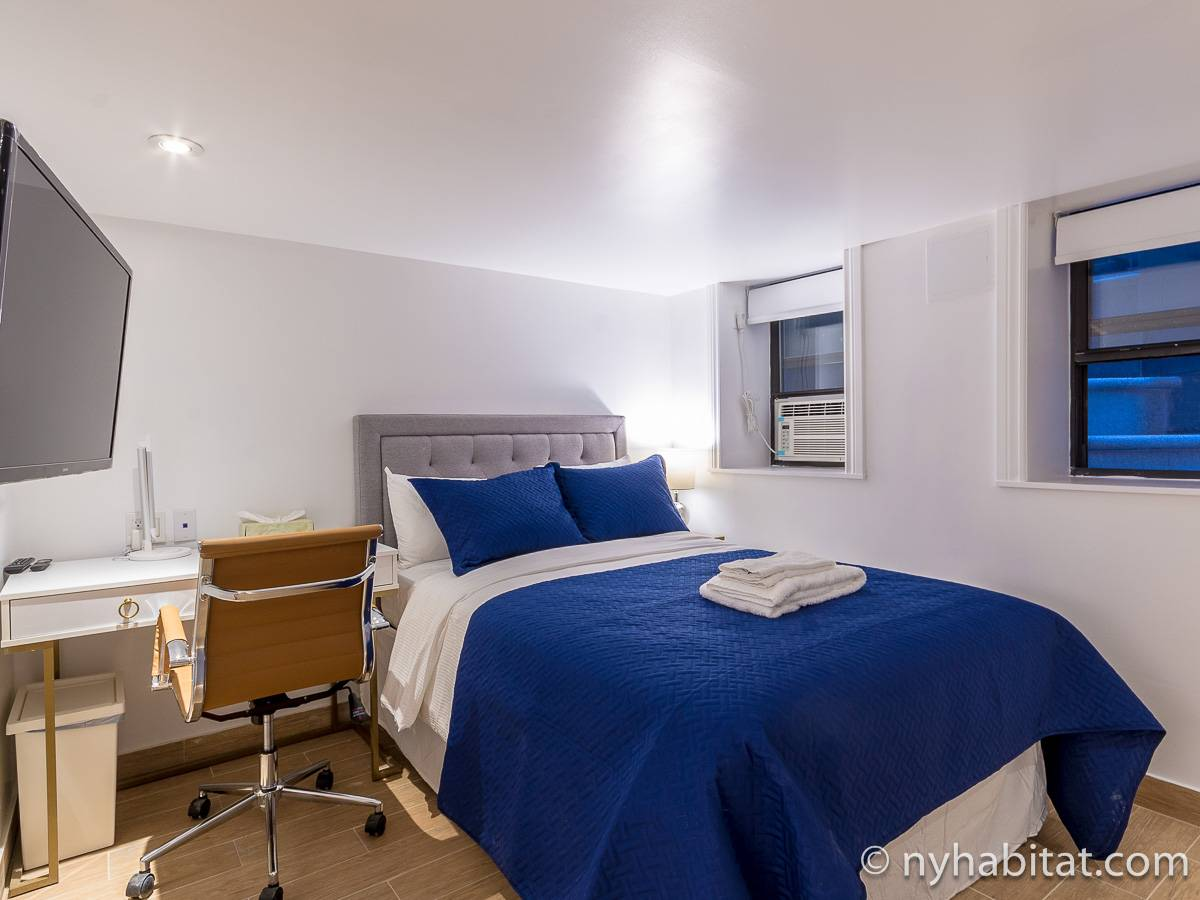 New York - Studio T1 logement location appartement - Appartement référence NY-18003