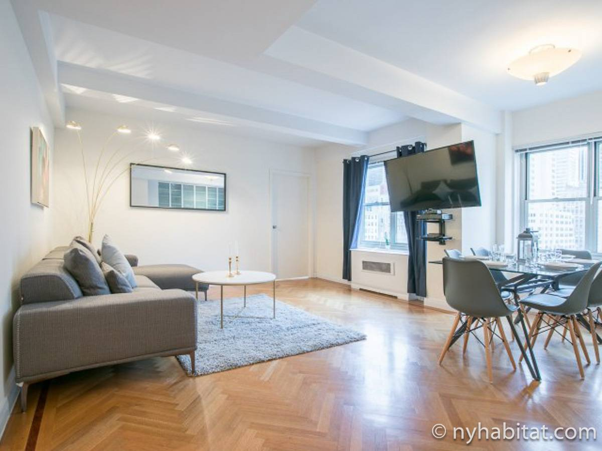 New York - 3 Bedroom apartment - Apartment reference NY-18005