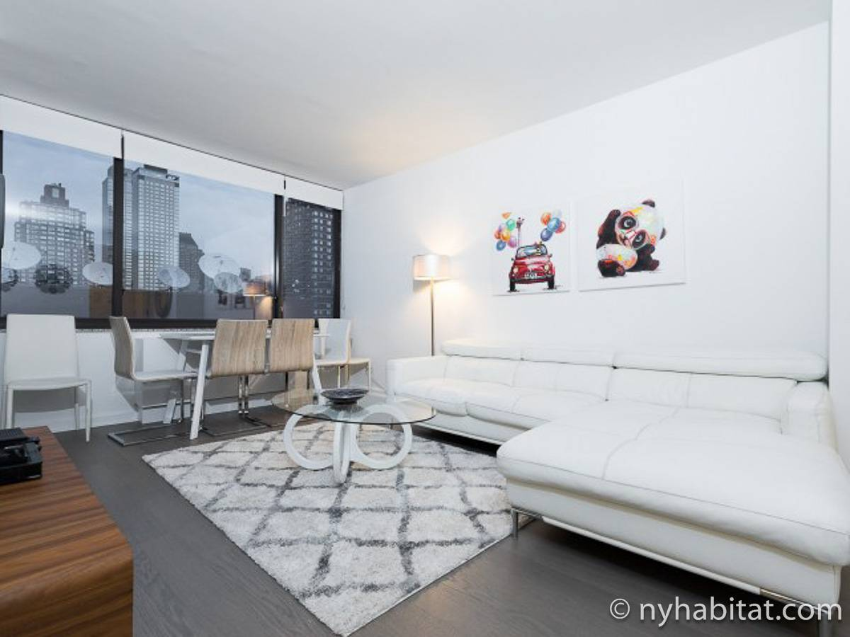 New York - 2 Bedroom apartment - Apartment reference NY-18007