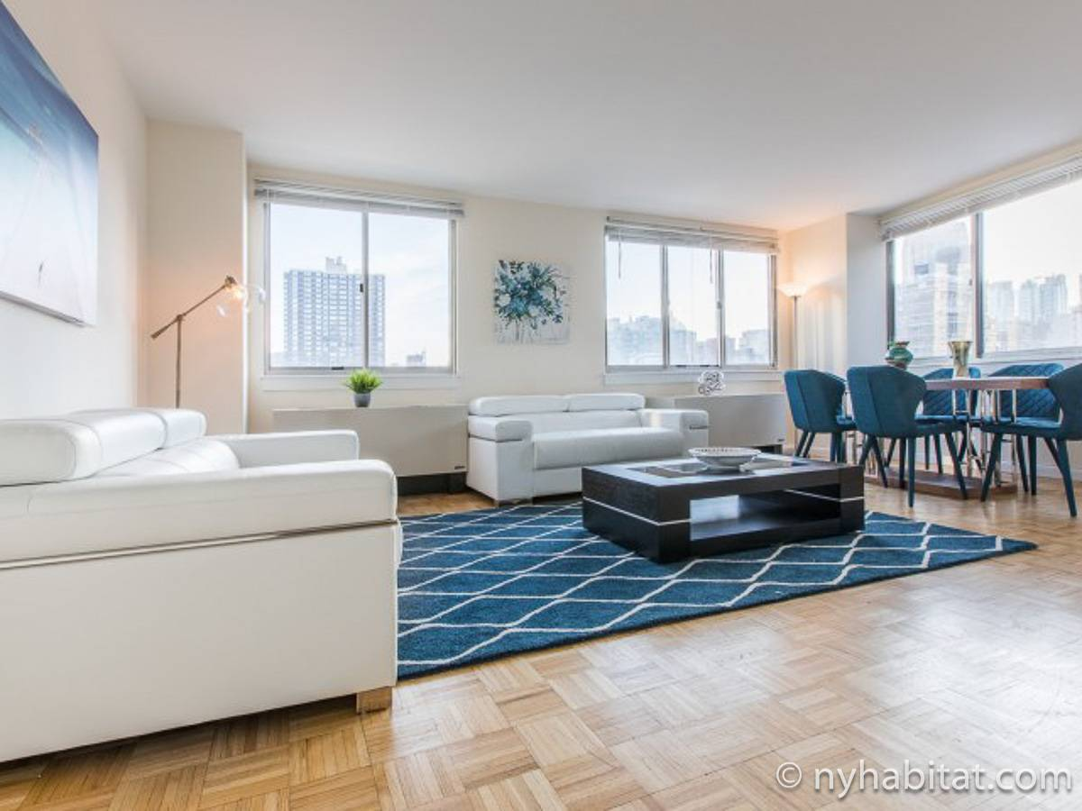 New York - 1 Bedroom apartment - Apartment reference NY-18008