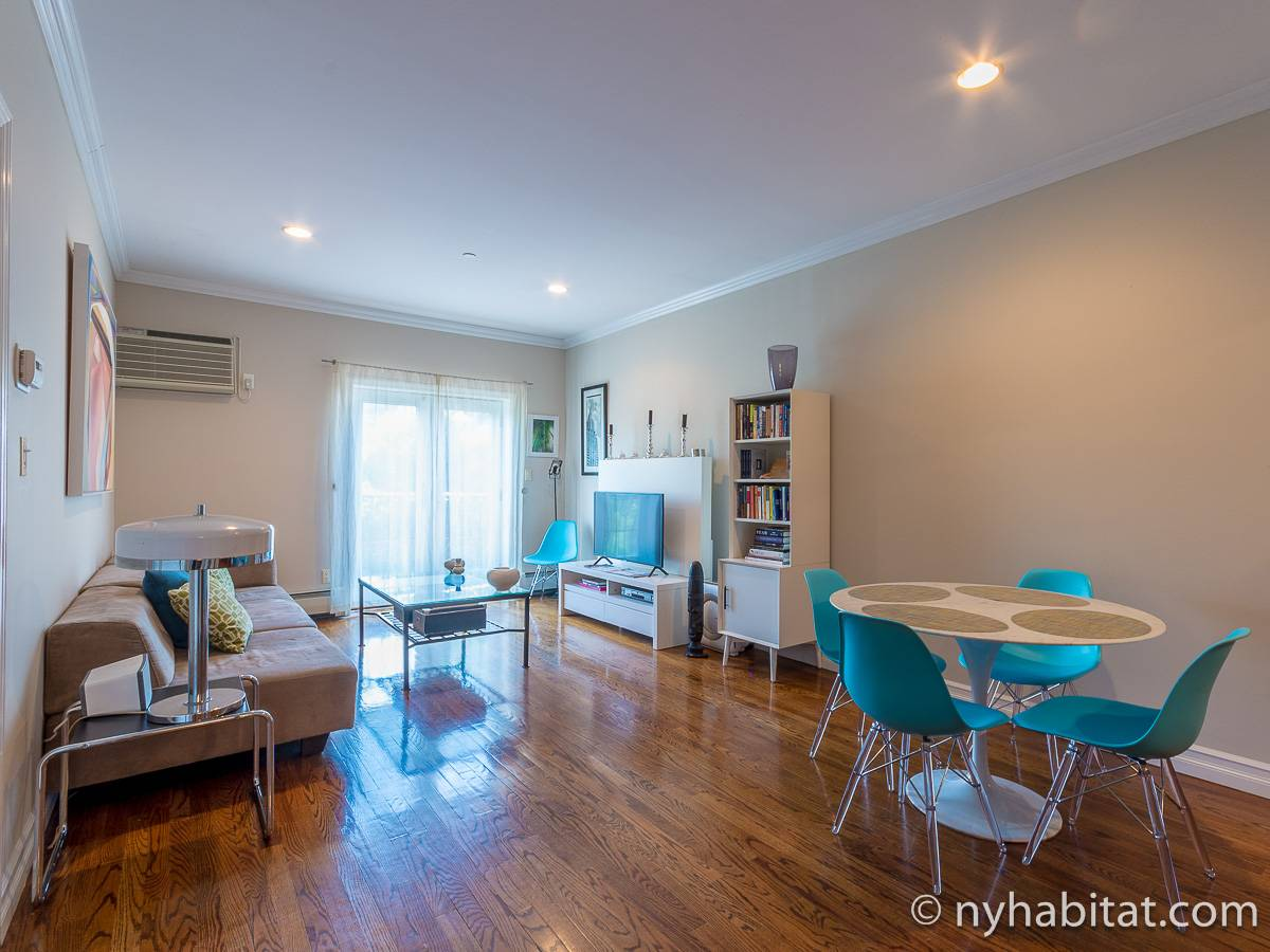 New York - 1 Bedroom apartment - Apartment reference NY-18010