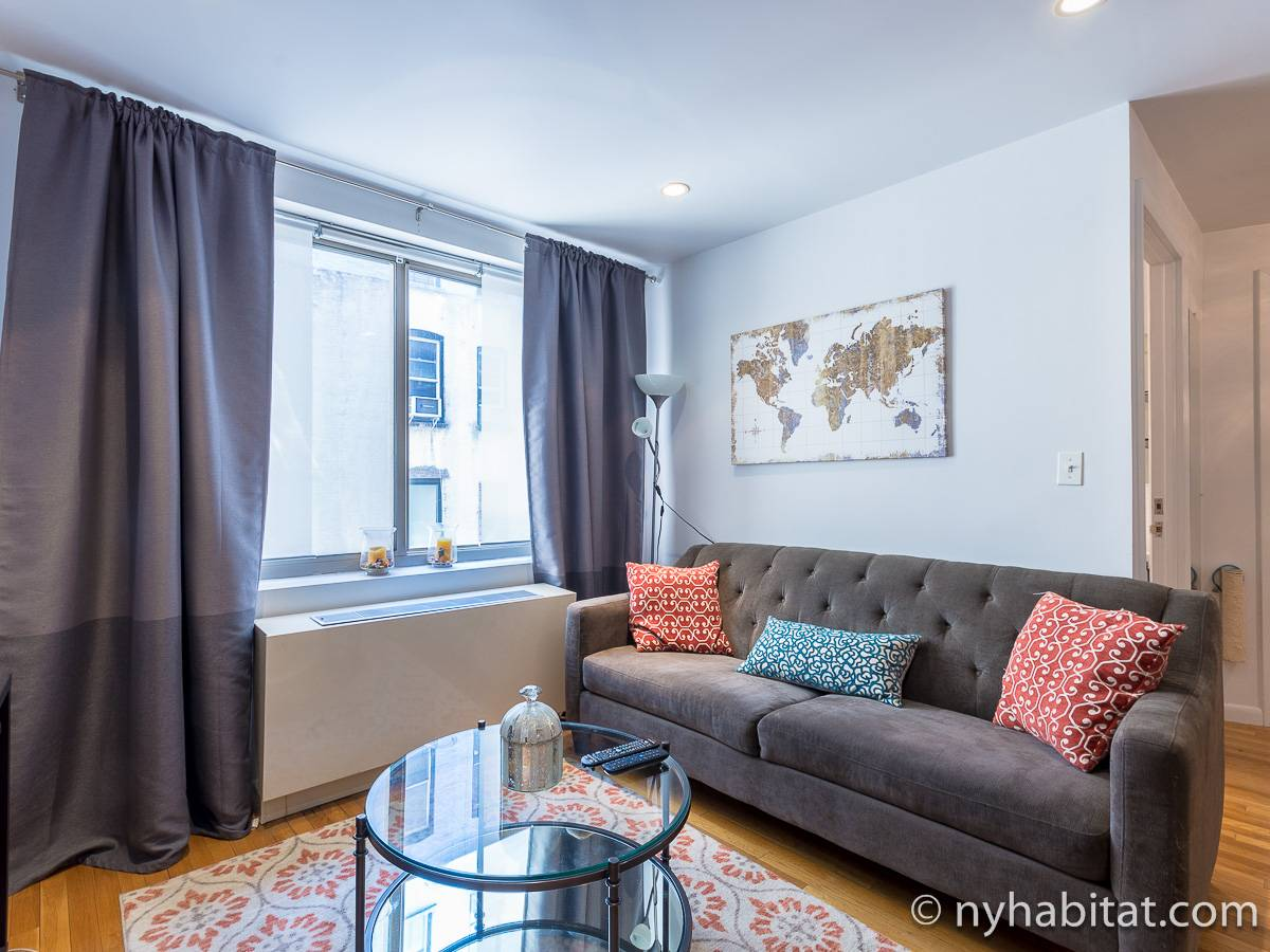 New York - 1 Bedroom apartment - Apartment reference NY-18012