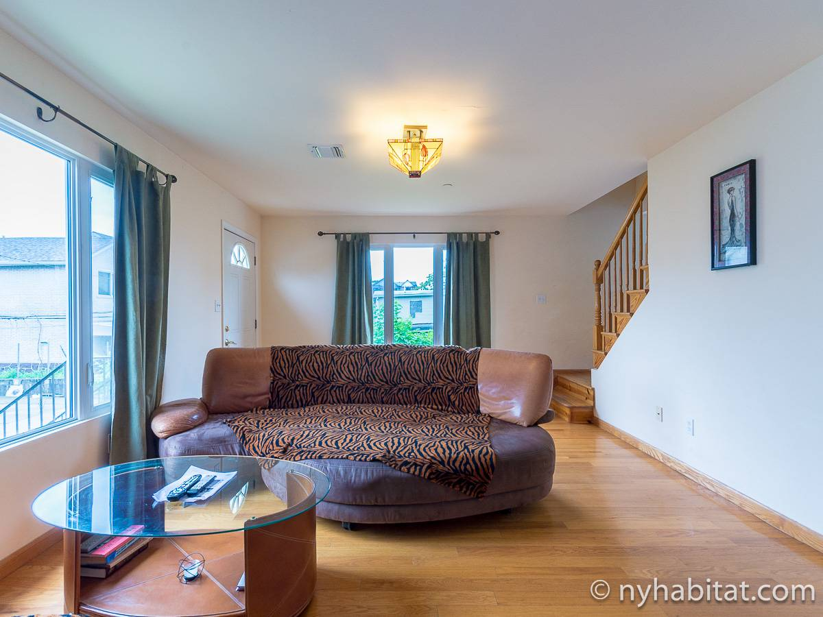 New York - 3 Bedroom accommodation - Apartment reference NY-18014